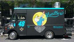 Lucille's Food truck